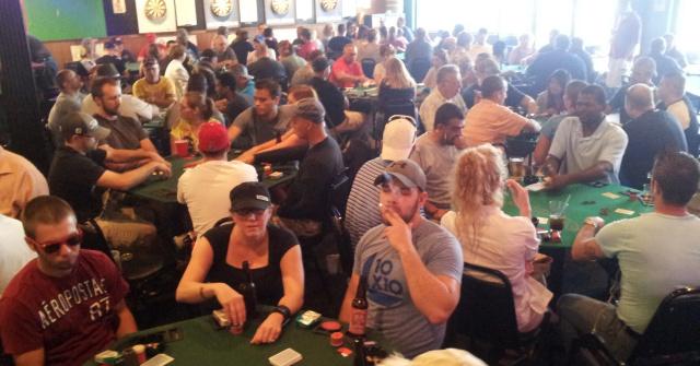 Gambling in the globe theatre